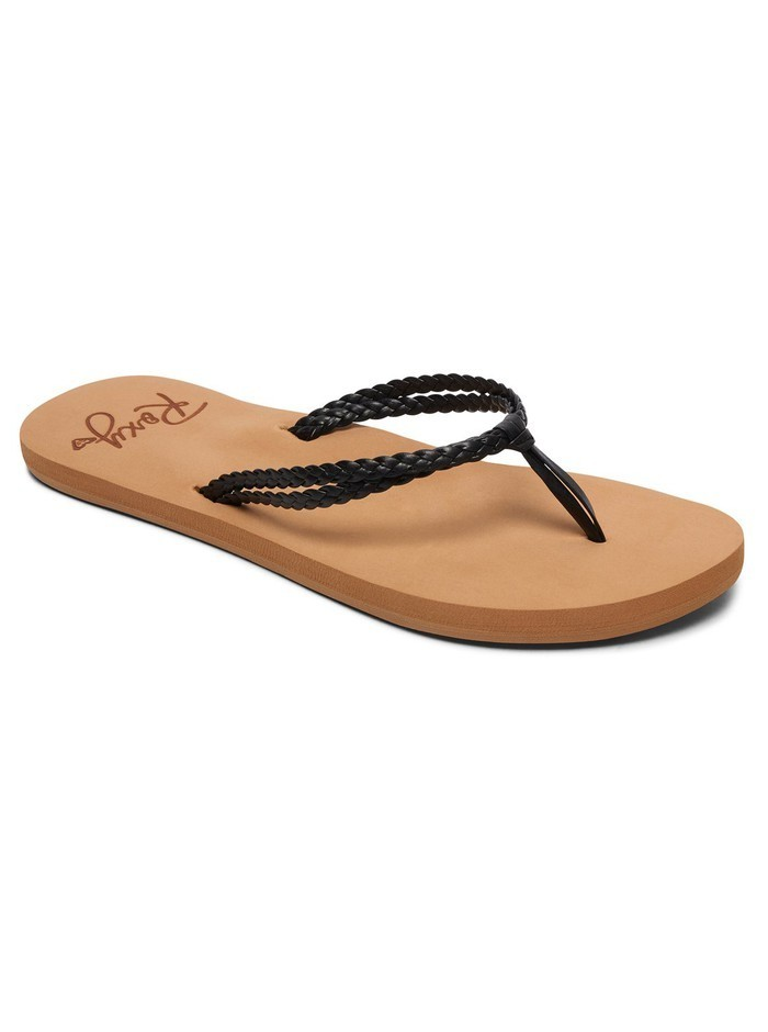 ROXY COSTAS J SNDL BLK Basic Sandal