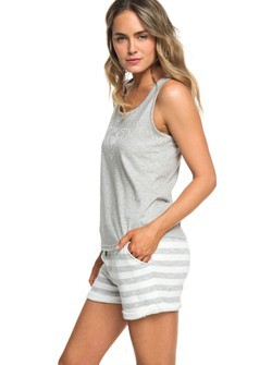 Roxy RED LINESB Tank Top Shirt
