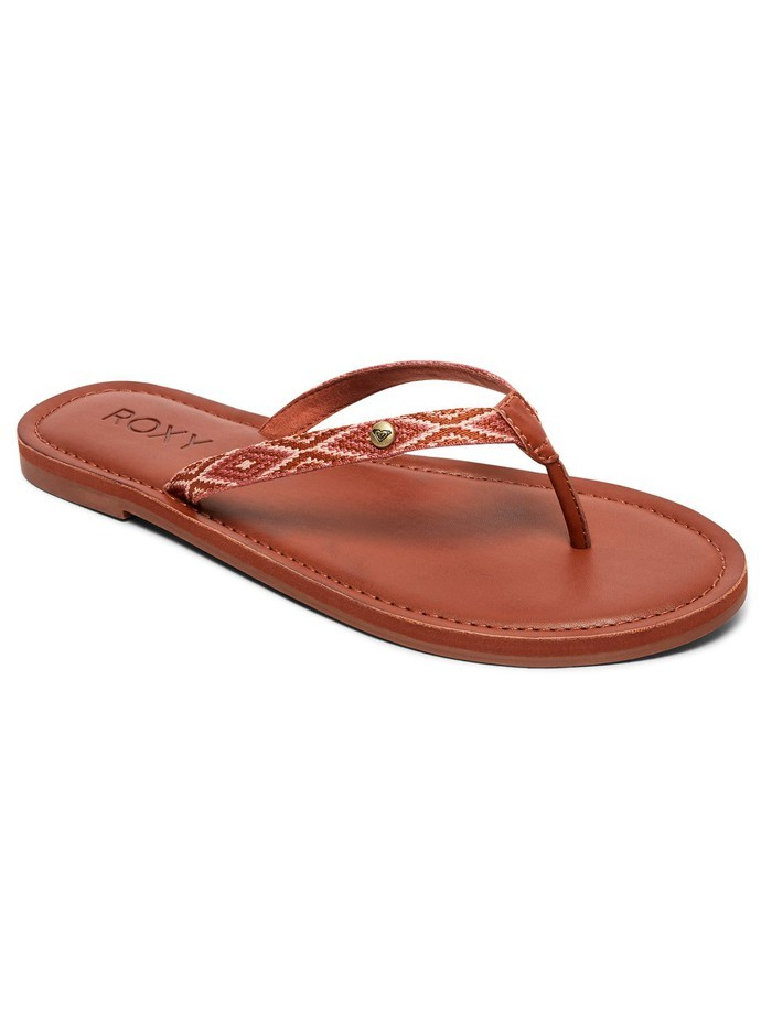 ROXY JANEL J SNDL TAN Fashion Sandal