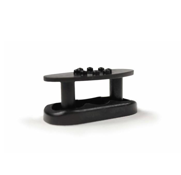 Unifiber Cobra Plastic Anti-Twist Washer M6 Set Fußschlaufen Plastik Scheiben