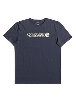 Quiksilver ARTTICKLESS T-Shirt - Blue Nights