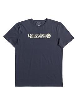 Quiksilver ARTTICKLESS T-Shirt - Blue Nights