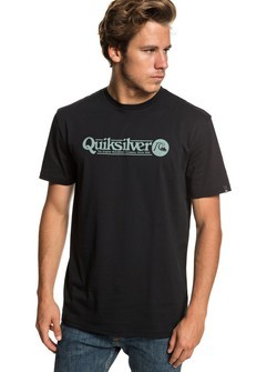 Quiksilver ARTTICKLESS T-Shirt - black