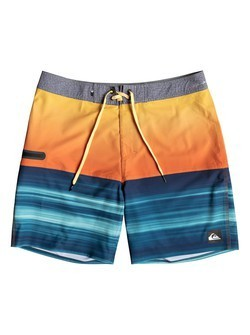Quiksilver HLHOLDOWN18 Boardshort - Tiger Orange