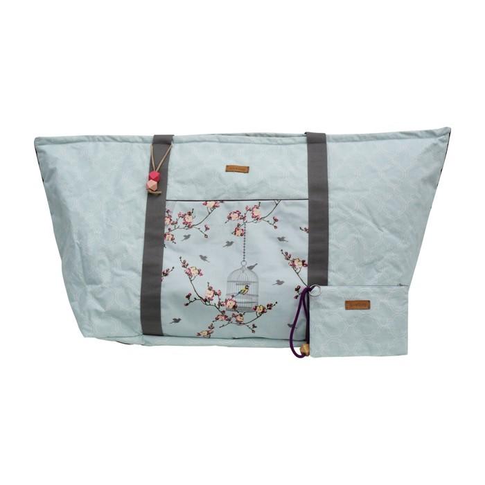 "Juvelbag Strandtasche ""Birdybag"" Beach Bag Tasche XL"