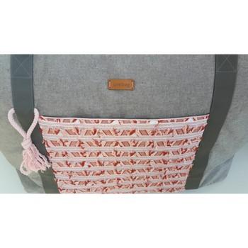 "Juvelbag Strandtasche ""Rosybag"" Beach Bag Tasche XL"