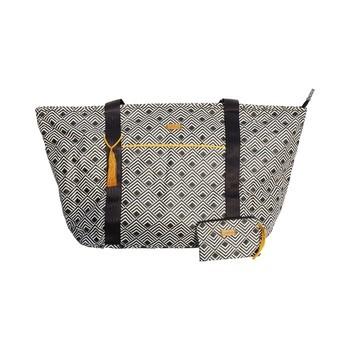 "Juvelbag Strandtasche ""Blackwhitebag"" Beach Bag Tasche XL"