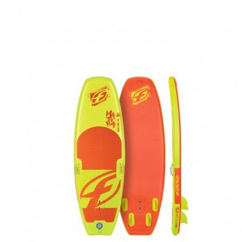 "F-ONE Matira 7'11"" Inflatable Wave Kids Foil Windfoil Board"