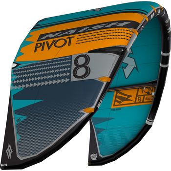 Naish 2020 Pivot Tl/Or/Gry