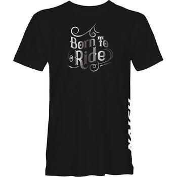 Naish Born To Ride Tee - Black