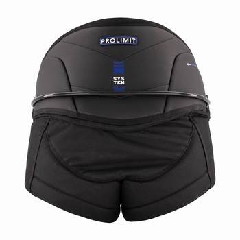 PROLIMIT Harness Kite Seat System Bk/Bl Black/Blue