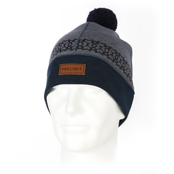 PROLIMIT PL Neoprene Beanie PomPom Artic ALLOY/BLUE