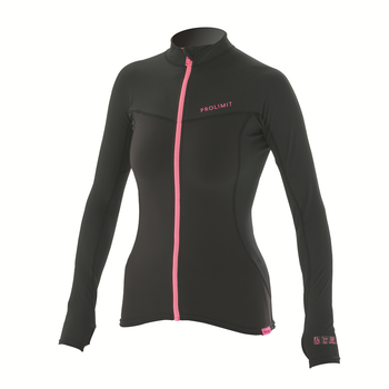 PROLIMIT Wmns SUP Top Loosefit QD Bk/Pi Black/Pink