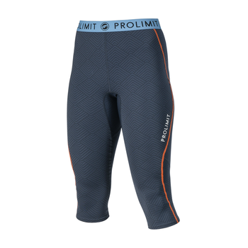 PROLIMIT Wmns SUP Athl. 3/4 Leg pants QD Bk/Bl Black/Blue