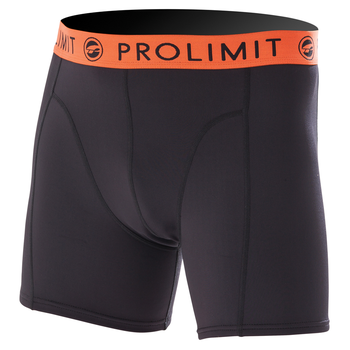 PROLIMIT Boxer Shorts 0,5mm Neoprene Bk/Or Black/Orange
