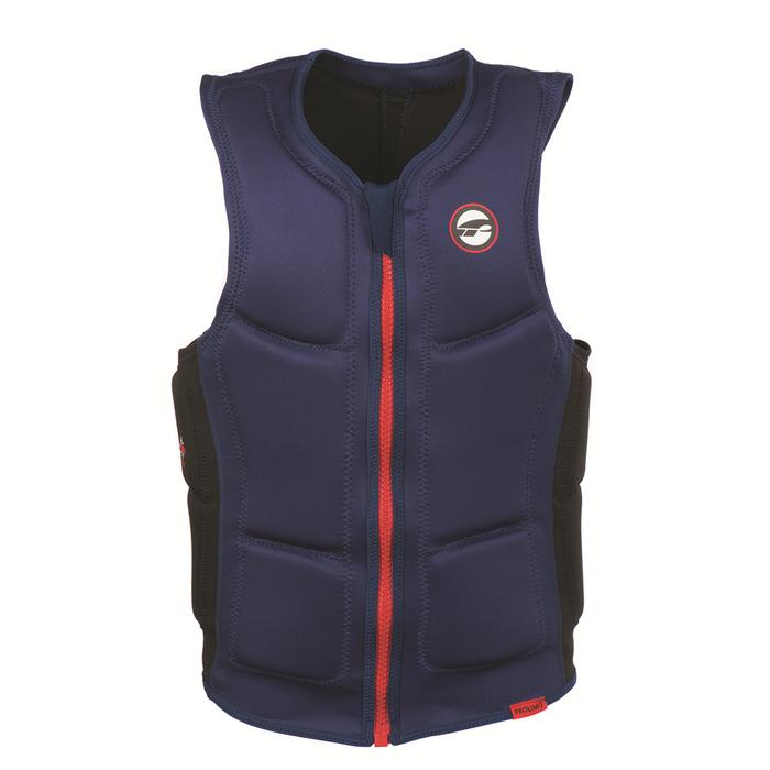 PROLIMIT Slider Vest Full Padded FZ Bl/Rd Blue/Red