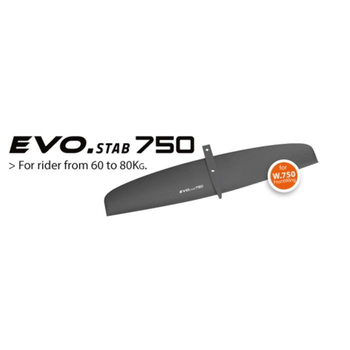 Select Pro Foil.F1 Backwing EVO.Stab750
