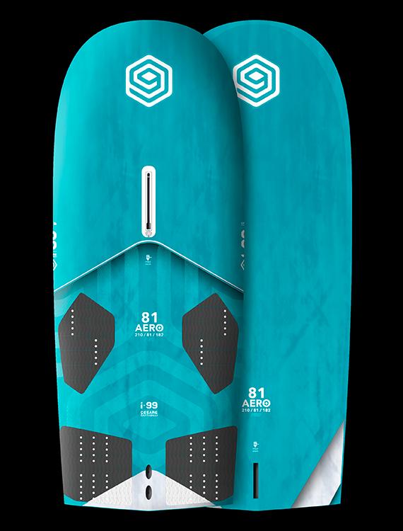 i99 Aero + Pro 2021 Foil Windsurfbrett