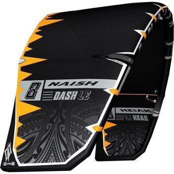 Naish S25 Kite Dash LTD Black/Orange