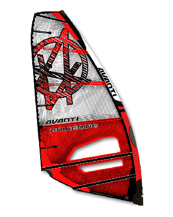 Avanti 2021 Poweride V2 Windsurfsegel