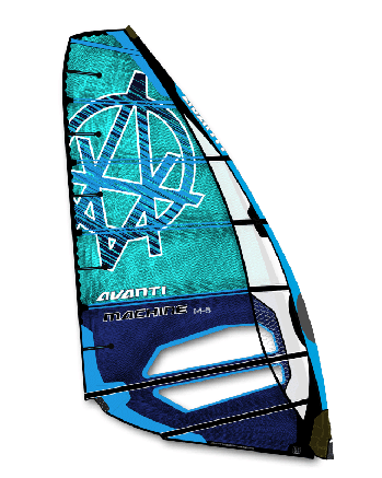 Avanti 2021 Machine M8 Windsurfsegel