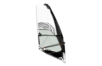 Naish S25 Sail Force 4 White/Black