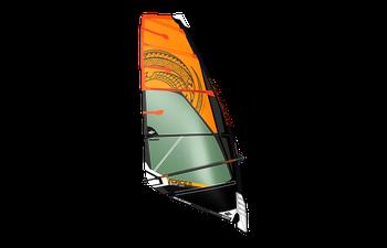 Naish S25 Sail Force 5 Orange/Black