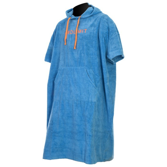 PROLIMIT Poncho OSFA KIDS alloy blue/orange