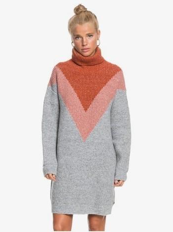 Roxy Juniper Hills - Übergroßes Pulloverkleid für Frauen