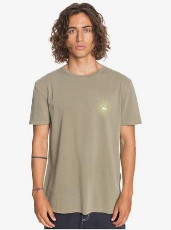 Quiksilver Earth Core - T-Shirt für Männer