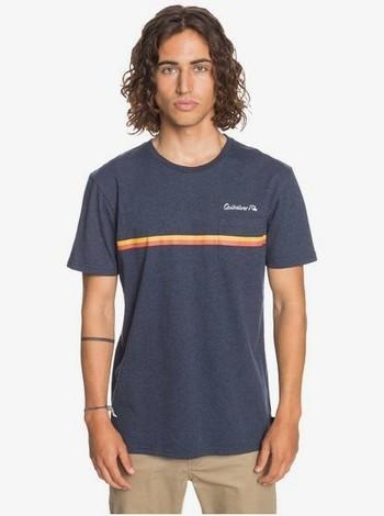 Quiksilver High Piped - Taschen-T-Shirt für Männer