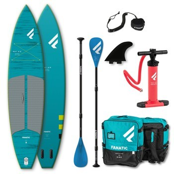Fanatic Package Ray Air Pocket/Pure - iSUP Package 2021