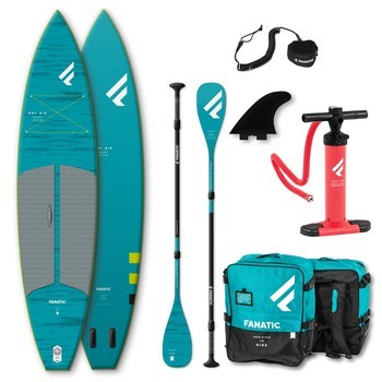 Fanatic Package Ray Air Pocket/C35 - iSUP Package 2021