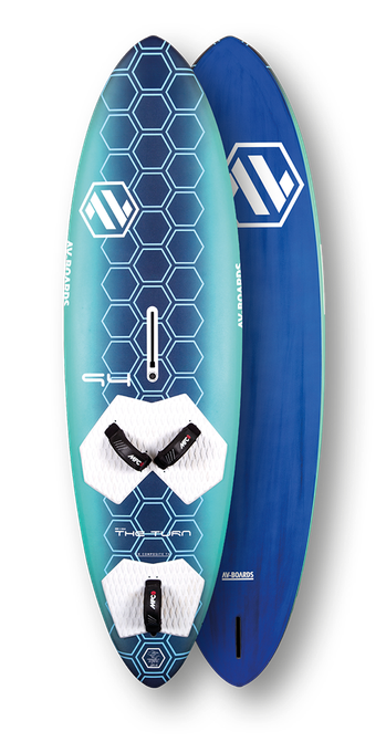 AV-Boards The Turn Windsurf Board