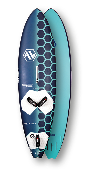 AV-Boards Dynamo Wave Windsurf Board