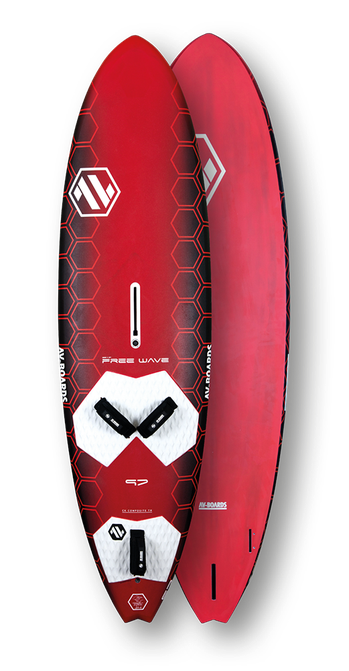 AV-Boards Wave Free Windsurf Board