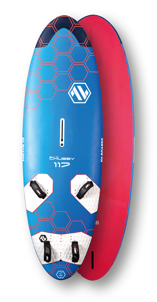 AV-Boards Chubby Windsurf Board