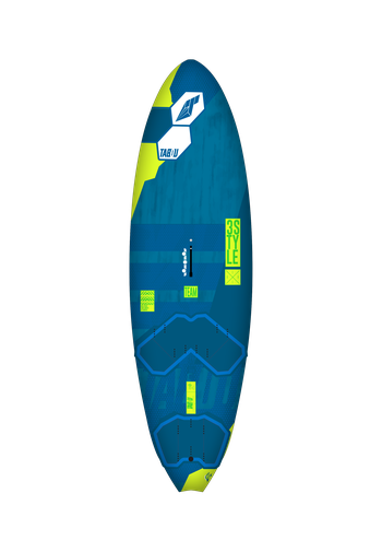 Tabou 2021 3S Classic Surfbrett