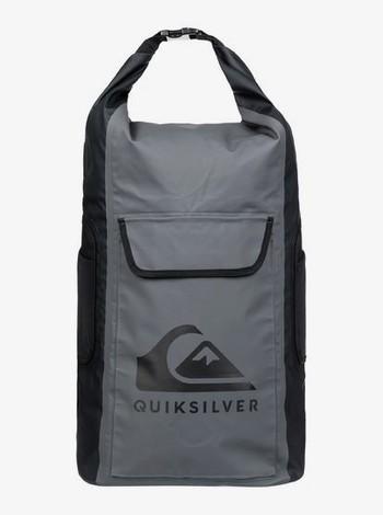 Quiksilver Sea Stash 35L - Mittlerer Surf-Rucksack für nasses Equipment mit Rollverschluss für Männer