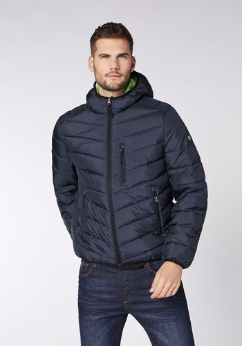 Chiemsee Men Lightweight Jacket Men, Padded Jacket, Regular Fit