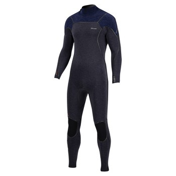 PROLIMIT Mercury TR V-Back Zip Steamer 6/4 DL FTM Black/Blue