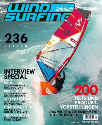 WINDSURFING Jahrbuch 2019
