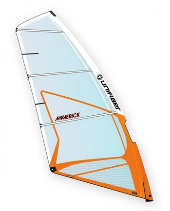 Unifiber Maverick Monofilm Windsurfsegel