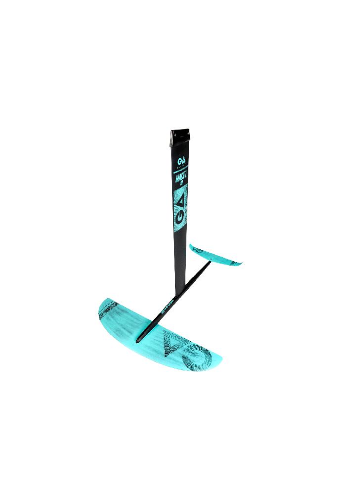 GA-Foil 2021 Mach 1 1500 Carbon Windsurf Set