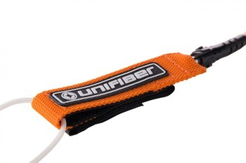 Unifiber SUP Coil Leash 8'