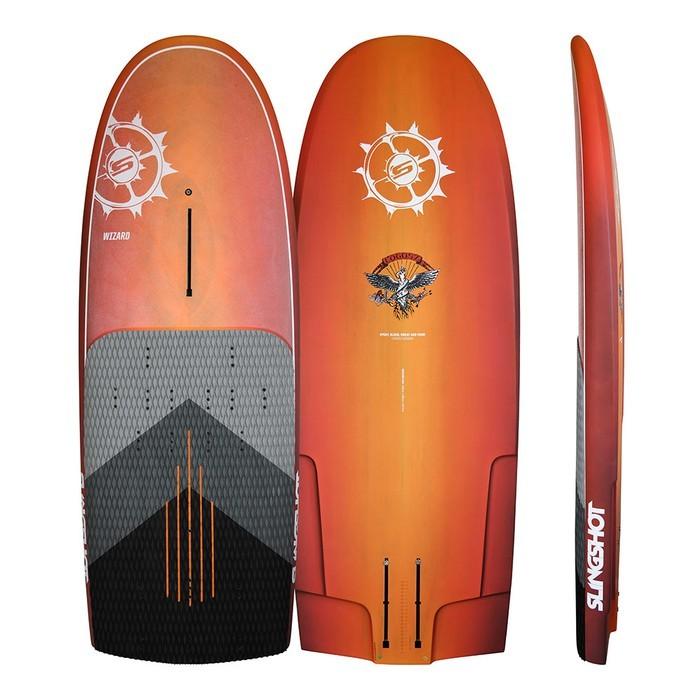 Slingshot Wizard V.3 Windsurf Foil Board