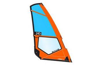 Exocet Swing Rig Dacron Orange 2021 Windsurf Rigg