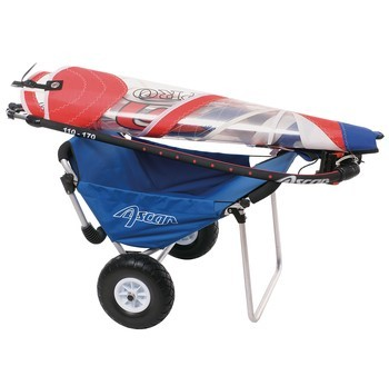 Ascan Boardbuggy Surfbuggy Transportwagen Transporthilfe