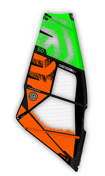 i99 Cheese Roll 4 Windsurf Segel