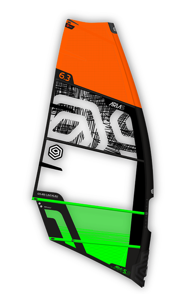 i99 Aria 5 Windsurf Segel